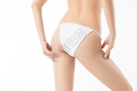 美容美体臀部展示图片