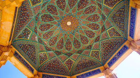 伊斯兰建筑景观图片