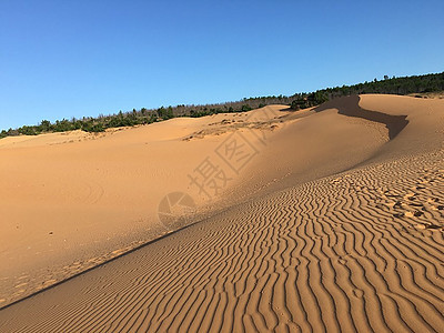 越南美奈沙丘图片