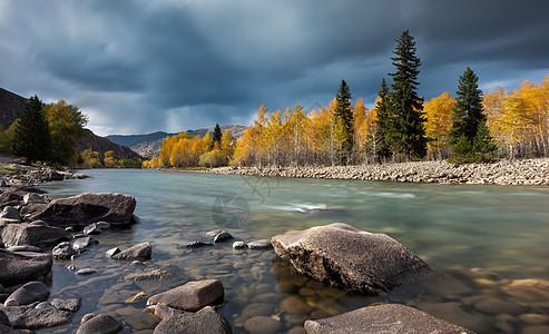 山水自然风光图片