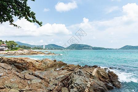 热带海岛图片