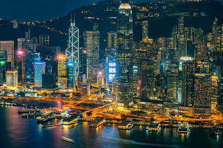 香港夜景picture