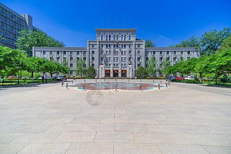 北京理工大学教学楼图片