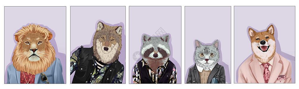动物半人身2图片