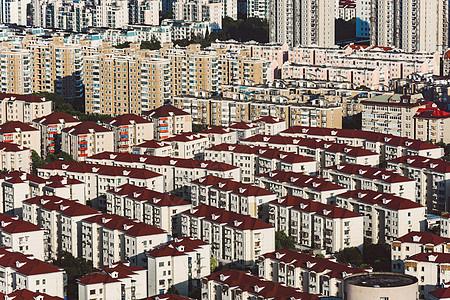 小区建筑背景图片