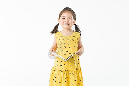 外国儿童阅读图片