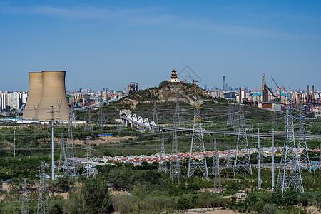 首都钢铁厂之遗址图片