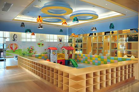 儿童室内游乐场图片