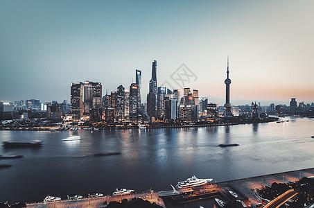 上海黄浦江图片