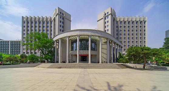 中国人民大学办公楼图片