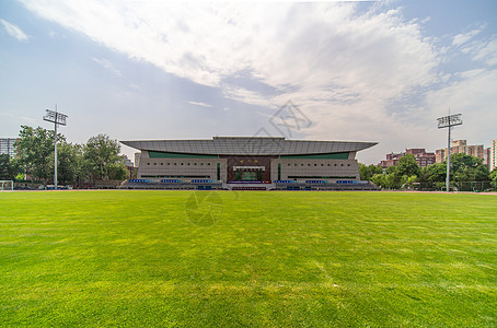 中国人民大学体育馆图片