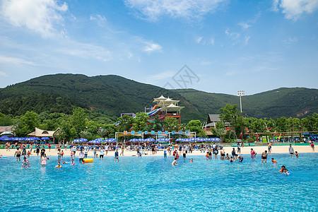 苏州水上乐园图片