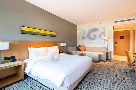 酒店客房空间图片