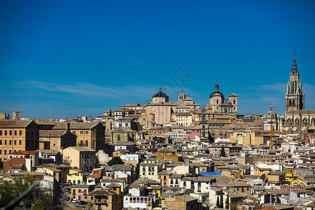 西班牙托雷多古城图片