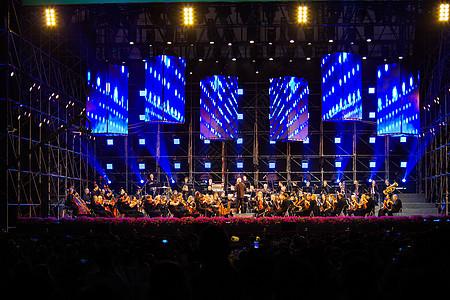 交响乐音乐会图片