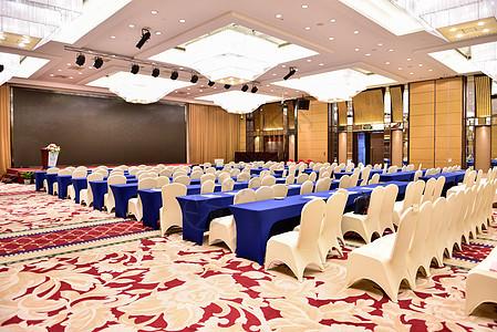 酒店会议厅图片