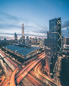 深圳会展中心CBD图片