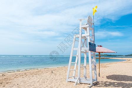印尼巴厘岛海滩图片