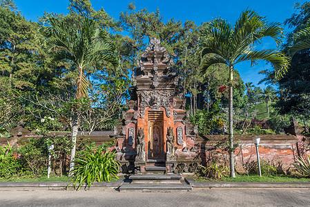 印尼巴厘岛圣泉寺图片