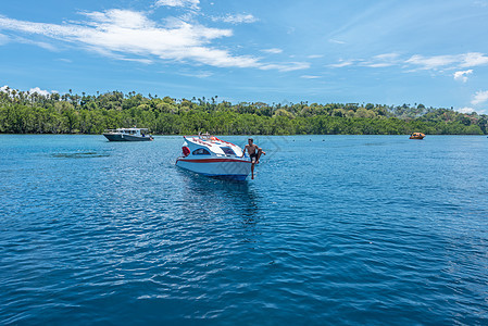 印尼海岛美娜多风光图片