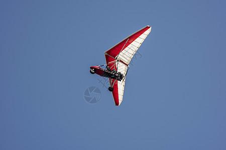 动力滑翔机图片