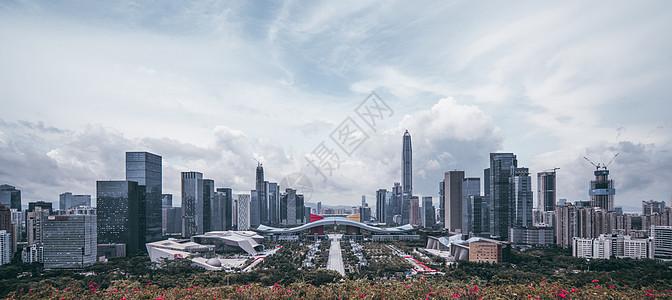 深圳中轴线图片