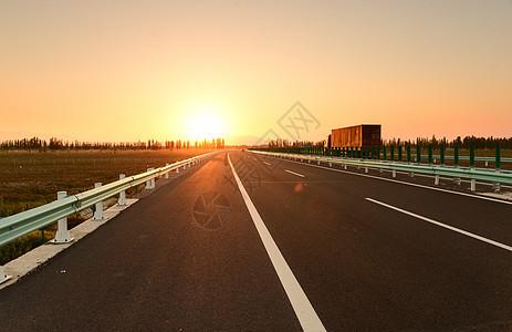 公路马路图片