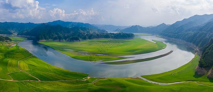 山水河流风光图片