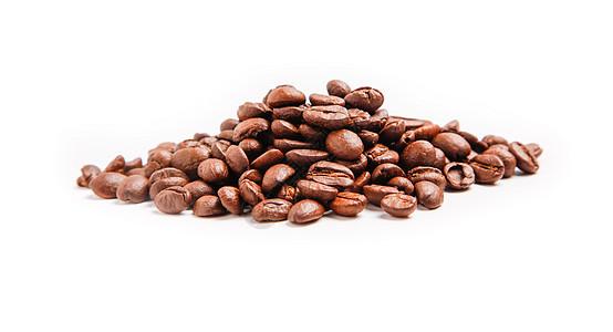 蓝山咖啡豆图片