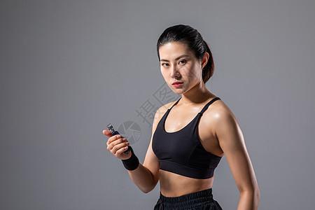 运动女性握力器图片