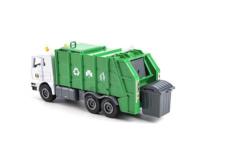 垃圾车图片