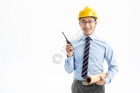 建筑工程师形象图片