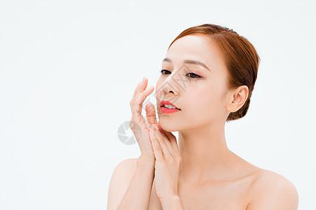 女性美容护肤图片