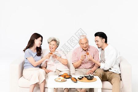 家庭聚会图片