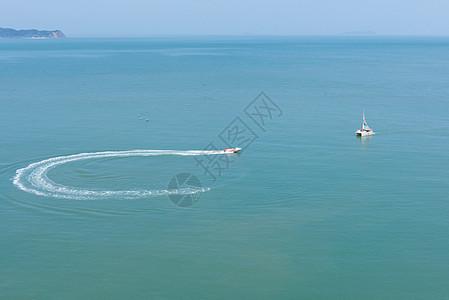 烟台蓬莱海滨风光图片