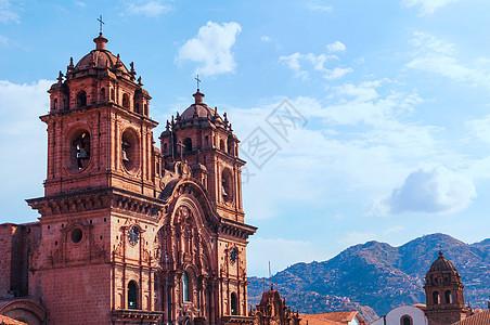 秘鲁西班牙大教堂图片