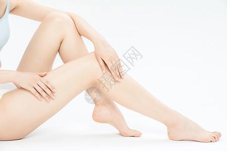 手与美腿图片