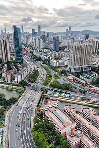 深圳罗湖区道路交通图片
