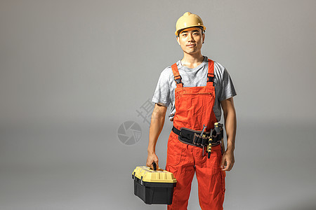 工人维修形象图片
