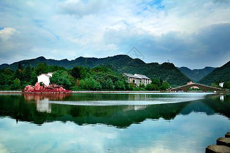 水乡新农村图片