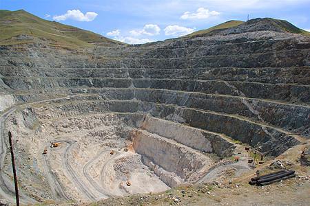 新疆富蕴可可托海三号矿图片