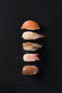 日料寿司图片