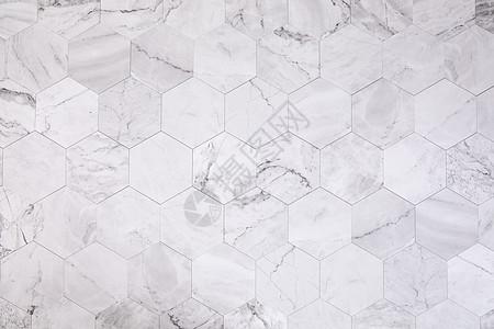 白色瓷砖纹理背景图片
