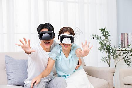 情侣居家体验VR图片