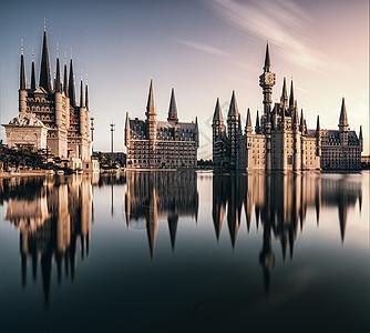 河北美术学院-欧式城堡图片