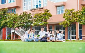 校园小学生开学季图片