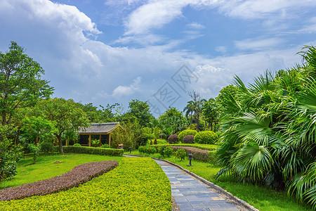 贵港园景观图片