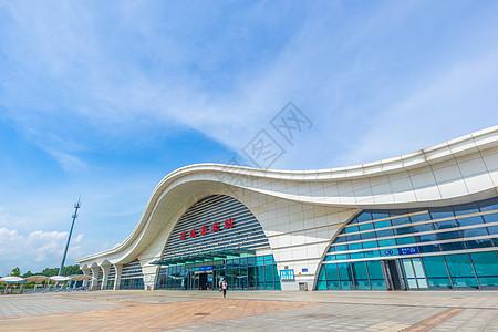 防城港动车站图片