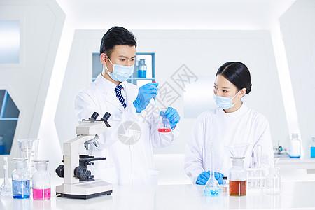 医疗实验研究图片