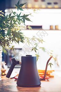 精致的茶壶图片